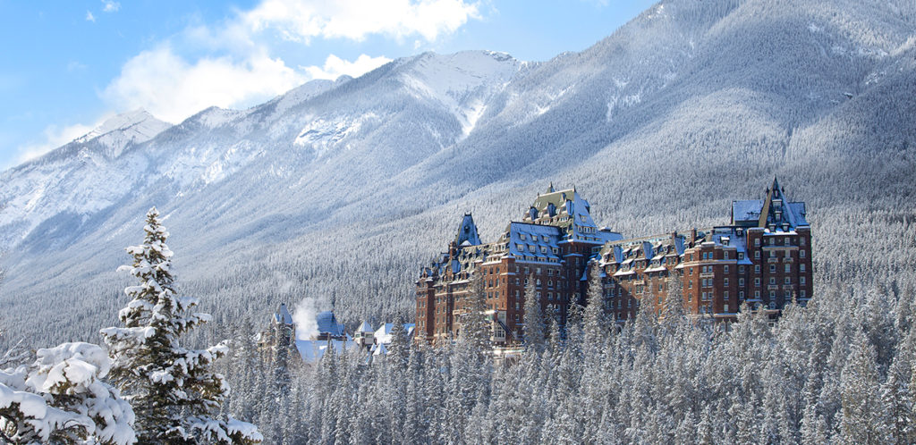 Canada's Castle in the Rockies